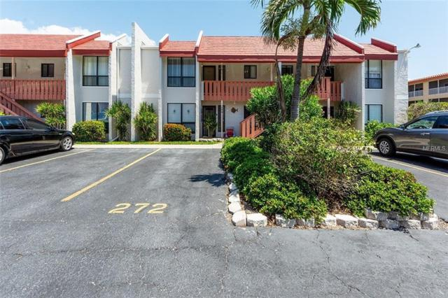 1801 Gulf Drive N #274, Bradenton Beach, FL 34217 (MLS #A4400652) :: TeamWorks WorldWide