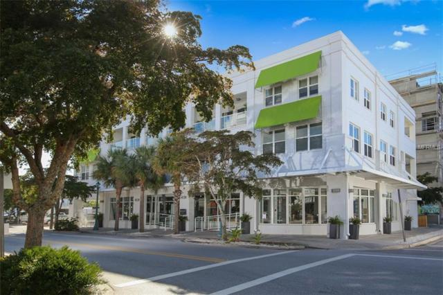 429 Central Avenue #205, Sarasota, FL 34236 (MLS #A4400674) :: The Duncan Duo Team
