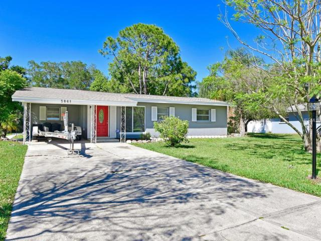 3861 Prudence Drive, Sarasota, FL 34235 (MLS #A4400694) :: Medway Realty