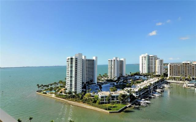 988 Blvd Of The Arts #616, Sarasota, FL 34236 (MLS #A4400747) :: Zarghami Group