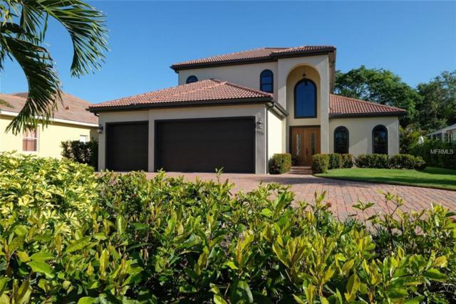 5331 Silver Leaf Lane, Sarasota, FL 34233 (MLS #A4400782) :: Zarghami Group
