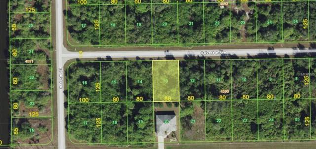 13241 Galveston Avenue, Port Charlotte, FL 33981 (MLS #A4400816) :: KELLER WILLIAMS CLASSIC VI