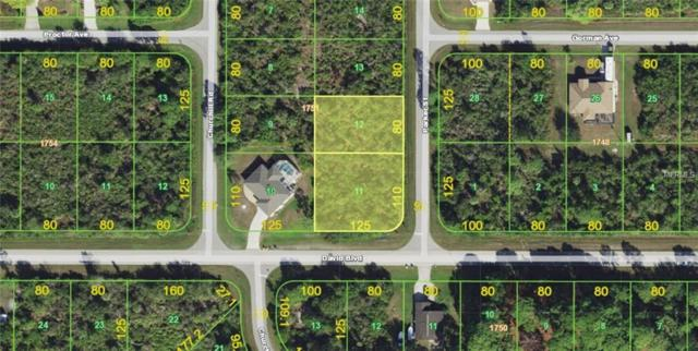 5071 & 5079 Parker Street, Port Charlotte, FL 33981 (MLS #A4400823) :: RE/MAX Realtec Group