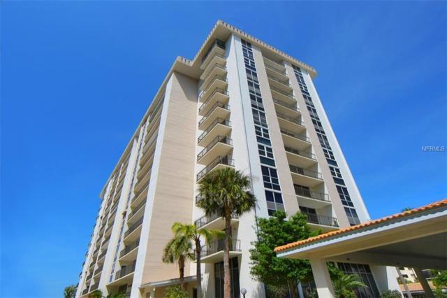 1212 Benjamin Franklin Drive #409, Sarasota, FL 34236 (MLS #A4401070) :: Medway Realty