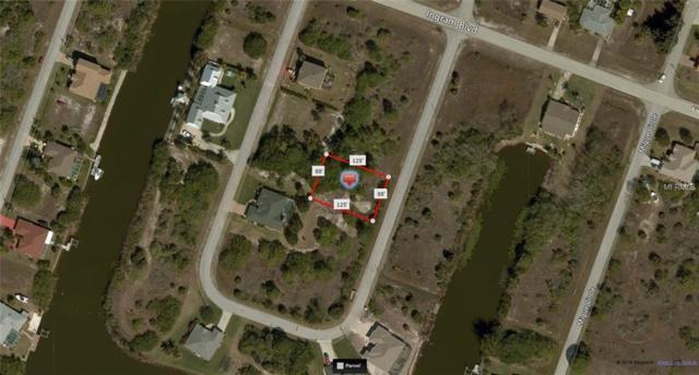 9403 Arrid Circle, Port Charlotte, FL 33981 (MLS #A4401137) :: The Duncan Duo Team
