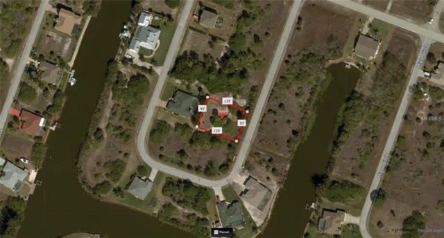 9411 Arrid Circle, Port Charlotte, FL 33981 (MLS #A4401167) :: The Duncan Duo Team