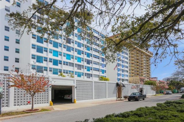 33 S Gulfstream Avenue #1002, Sarasota, FL 34236 (MLS #A4401217) :: The Duncan Duo Team