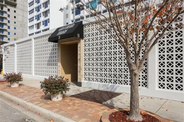 33 S Gulfstream Avenue #1003, Sarasota, FL 34236 (MLS #A4401220) :: The Duncan Duo Team