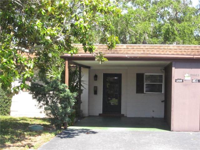 4809 Park Acres Drive #9, Bradenton, FL 34207 (MLS #A4401281) :: The Duncan Duo Team