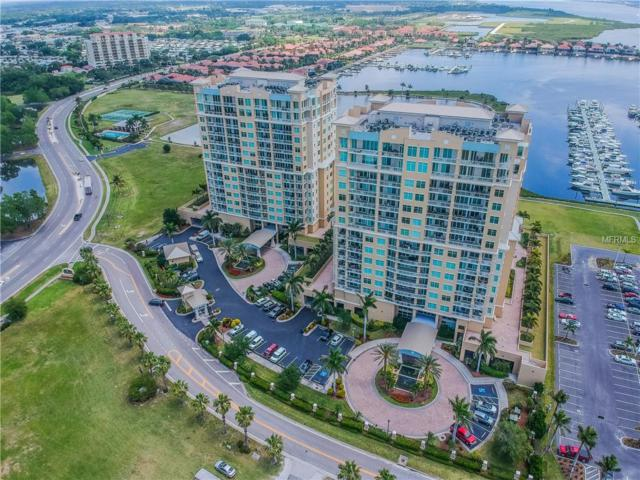 140 Riviera Dunes Way #705, Palmetto, FL 34221 (MLS #A4401459) :: Medway Realty