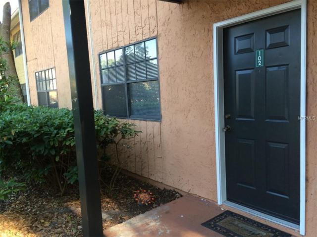 201 Poinsettia Pine Court #102, Tampa, FL 33612 (MLS #A4401614) :: The Duncan Duo Team