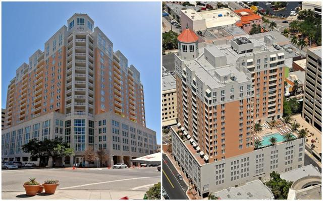 1350 Main Street #200, Sarasota, FL 34236 (MLS #A4401894) :: The Duncan Duo Team