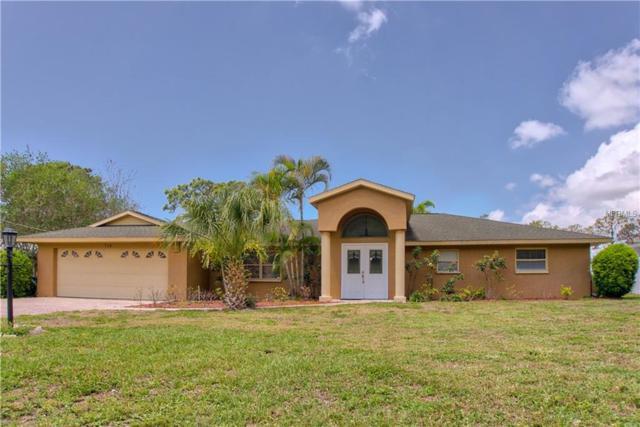 734 Magellan Drive, Sarasota, FL 34243 (MLS #A4401914) :: Medway Realty