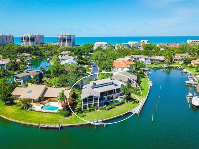 561 Harbor Cove Circle, Longboat Key, FL 34228 (MLS #A4401974) :: The Price Group