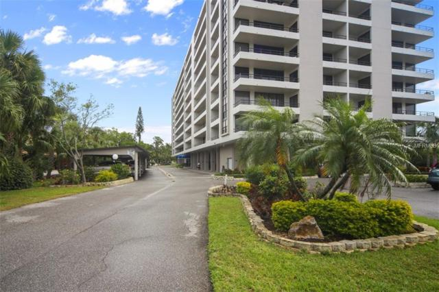 6415 Midnight Pass Road #710, Sarasota, FL 34242 (MLS #A4402203) :: The Duncan Duo Team