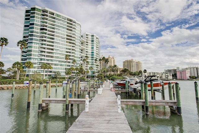 988 Blvd Of The Arts #1410, Sarasota, FL 34236 (MLS #A4402221) :: The Duncan Duo Team