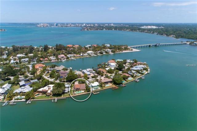 808 Freeling Drive, Sarasota, FL 34242 (MLS #A4402294) :: Team Suzy Kolaz