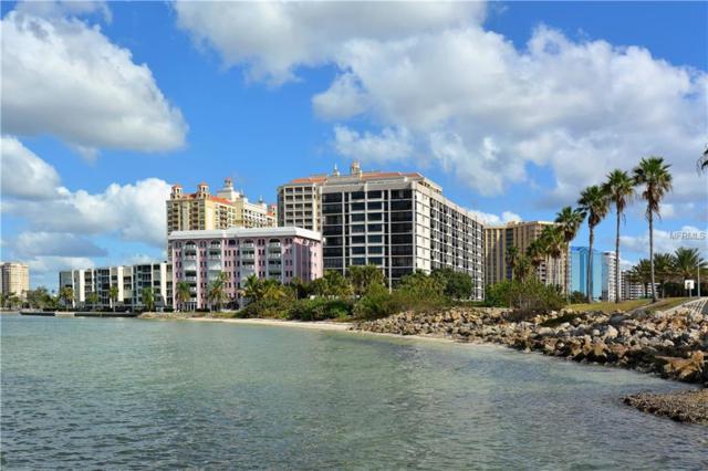 11 Sunset Drive #205, Sarasota, FL 34236 (MLS #A4402302) :: The Duncan Duo Team