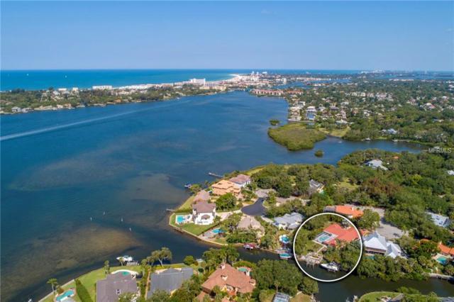 7311 Captain Kidd Circle, Sarasota, FL 34231 (MLS #A4402336) :: Medway Realty