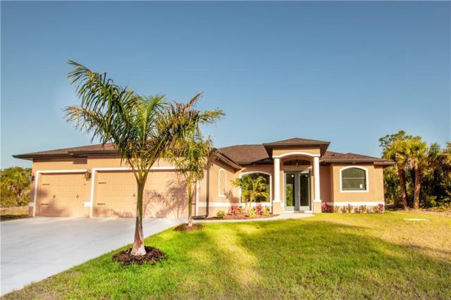 545 Pembroke Drive, Port Charlotte, FL 33954 (MLS #A4402433) :: The Lockhart Team