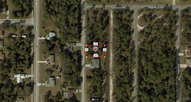 Russellville Street, North Port, FL 34288 (MLS #A4402510) :: The Duncan Duo Team
