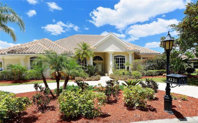 4231 Palacio Drive, Sarasota, FL 34238 (MLS #A4402583) :: The Duncan Duo Team
