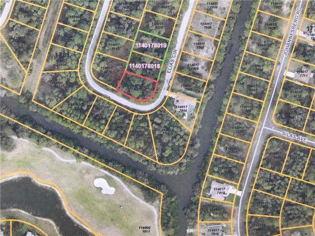 Elias Circle, North Port, FL 34288 (MLS #A4402650) :: The Duncan Duo Team