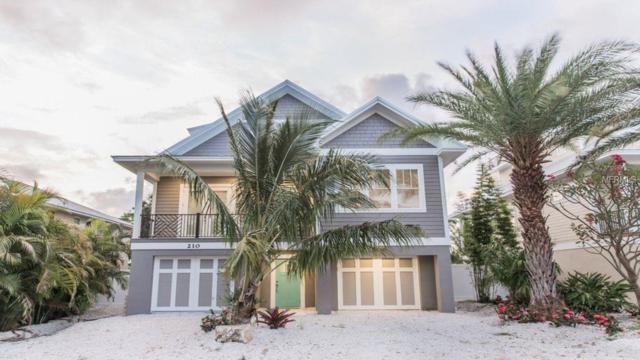 210 N Harbor Drive, Holmes Beach, FL 34217 (MLS #A4402766) :: Team Suzy Kolaz