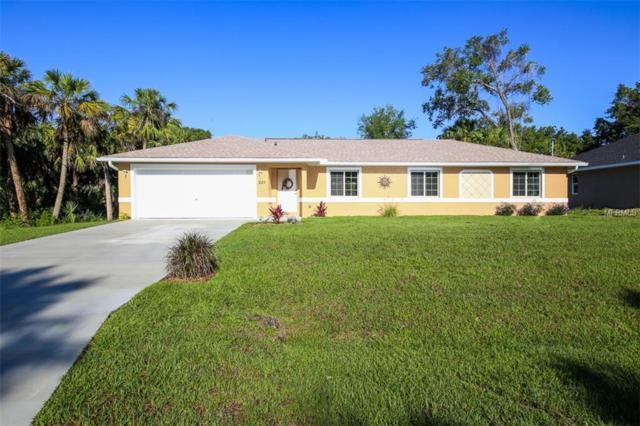 221 Ferdon Circle, Port Charlotte, FL 33954 (MLS #A4402767) :: The Lockhart Team