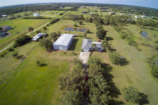 26920 Gopher Hill Road, Myakka City, FL 34251 (MLS #A4402859) :: The Duncan Duo Team