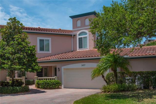 5457 Eagles Point Circle #5457, Sarasota, FL 34231 (MLS #A4403012) :: McConnell and Associates