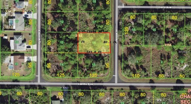 24 Total Buildable L 401 CALENDAR ST, Port Charlotte, FL 33954 (MLS #A4403056) :: The Duncan Duo Team