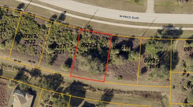 W Price Boulevard, North Port, FL 34287 (MLS #A4403156) :: Team Pepka