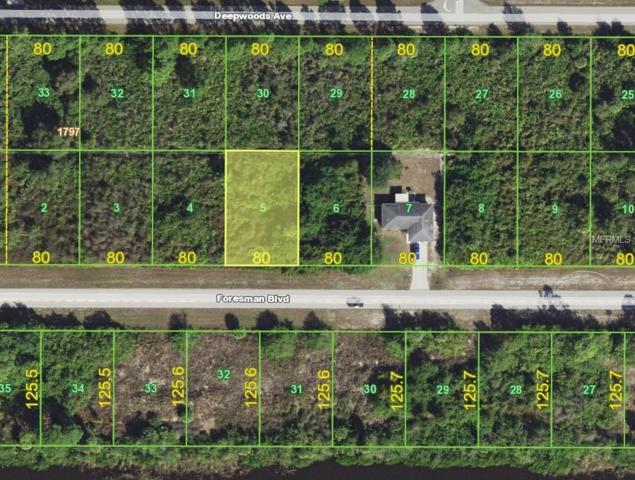 12896 Foresman Boulevard, Port Charlotte, FL 33981 (MLS #A4403392) :: The Duncan Duo Team