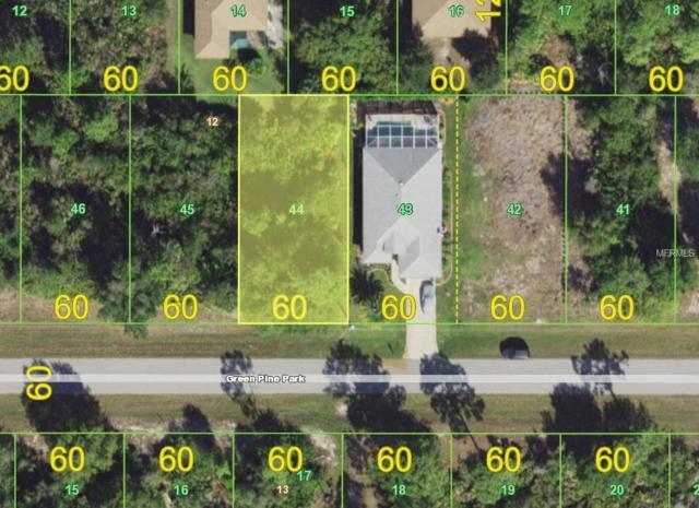 118 Green Pine Park, Rotonda West, FL 33947 (MLS #A4403419) :: The Duncan Duo Team