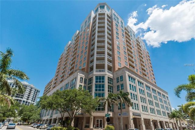 1350 Main Street #1701, Sarasota, FL 34236 (MLS #A4403483) :: The Duncan Duo Team
