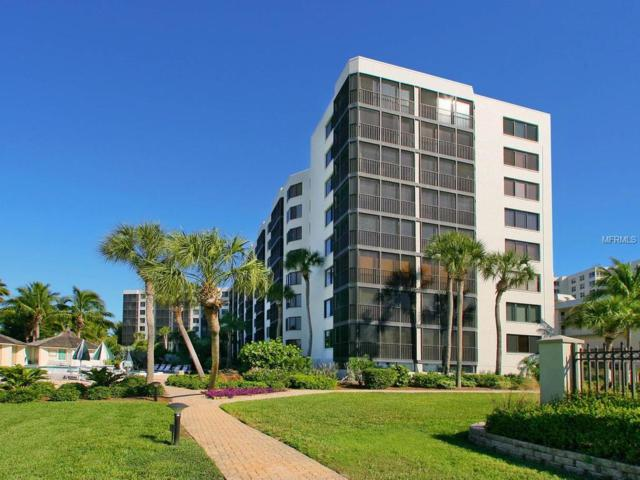 5880 Midnight Pass Road #209, Sarasota, FL 34242 (MLS #A4403495) :: The Duncan Duo Team