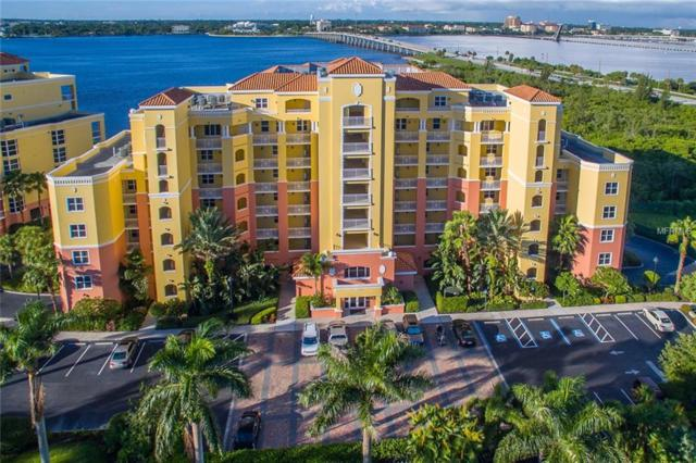 610 Riviera Dunes Way #107, Palmetto, FL 34221 (MLS #A4403497) :: Lovitch Realty Group, LLC