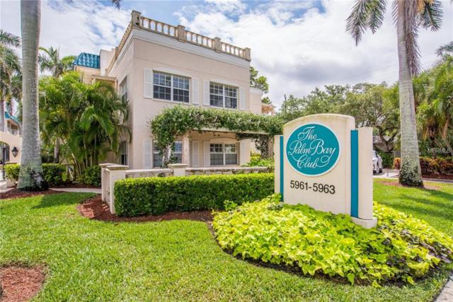 5961 Midnight Pass Road #307, Sarasota, FL 34242 (MLS #A4403518) :: Medway Realty