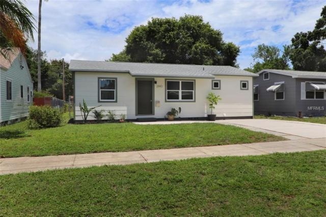 Address Not Published, St Petersburg, FL 33713 (MLS #A4403718) :: Team Bohannon Keller Williams, Tampa Properties