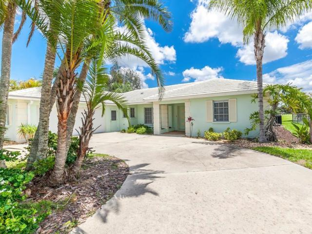 3511 Village Green Drive, Sarasota, FL 34239 (MLS #A4403737) :: White Sands Realty Group