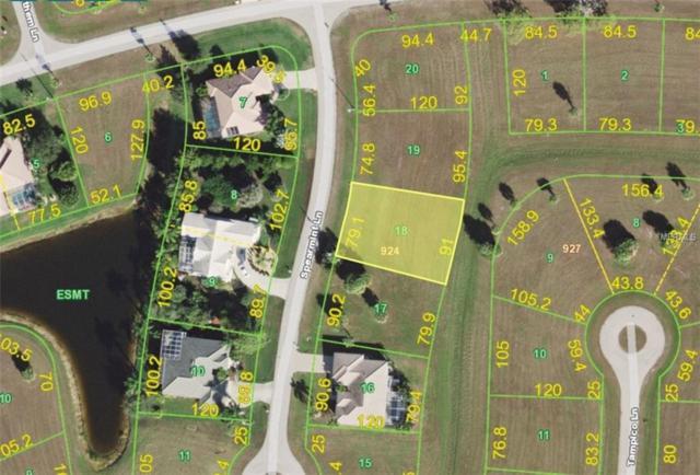 17238 Spearmint Lane, Punta Gorda, FL 33955 (MLS #A4403893) :: The Lockhart Team