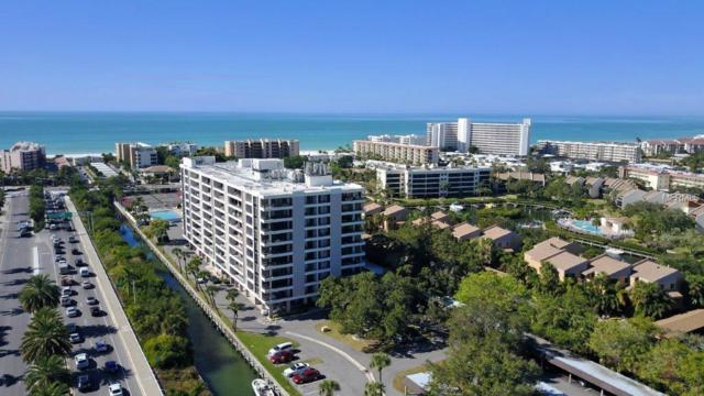 6415 Midnight Pass Road #211, Sarasota, FL 34242 (MLS #A4403989) :: The Duncan Duo Team