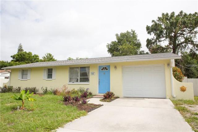 841 Rosedale Road, Venice, FL 34293 (MLS #A4404005) :: The Duncan Duo Team