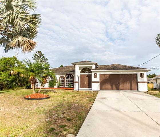 3666 Culpepper Terrace, North Port, FL 34286 (MLS #A4404112) :: White Sands Realty Group