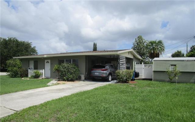 1611 58TH AVENUE Drive W, Bradenton, FL 34207 (MLS #A4404298) :: White Sands Realty Group