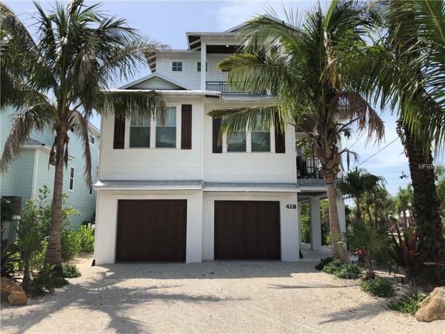 428 Magnolia, Anna Maria, FL 34216 (MLS #A4404310) :: McConnell and Associates