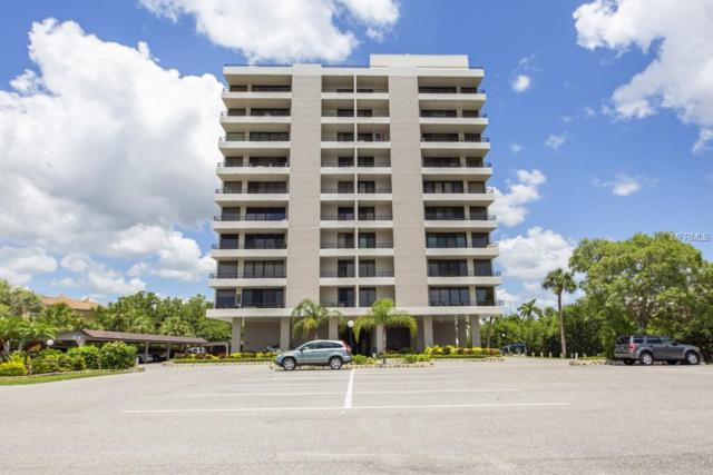 6415 Midnight Pass Road #808, Sarasota, FL 34242 (MLS #A4404360) :: The Duncan Duo Team