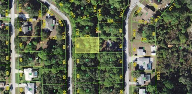 516 Adalia Terrace, Port Charlotte, FL 33953 (MLS #A4404395) :: The Lockhart Team