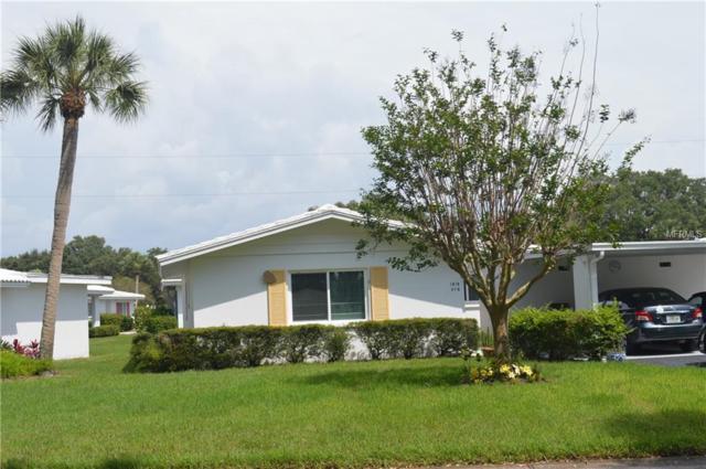 1818 E Vera Place E #76, Sarasota, FL 34235 (MLS #A4404861) :: The Duncan Duo Team